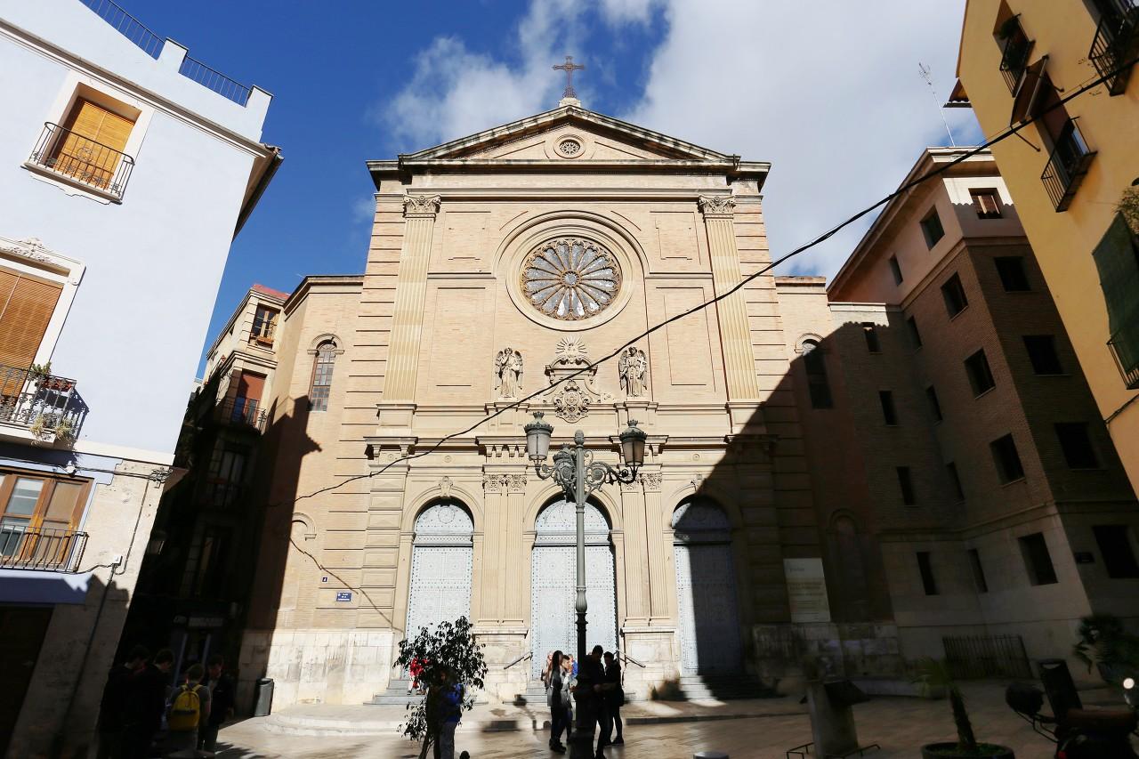 Jesuit church of the Sacred Heart of Jesus, Valencia
