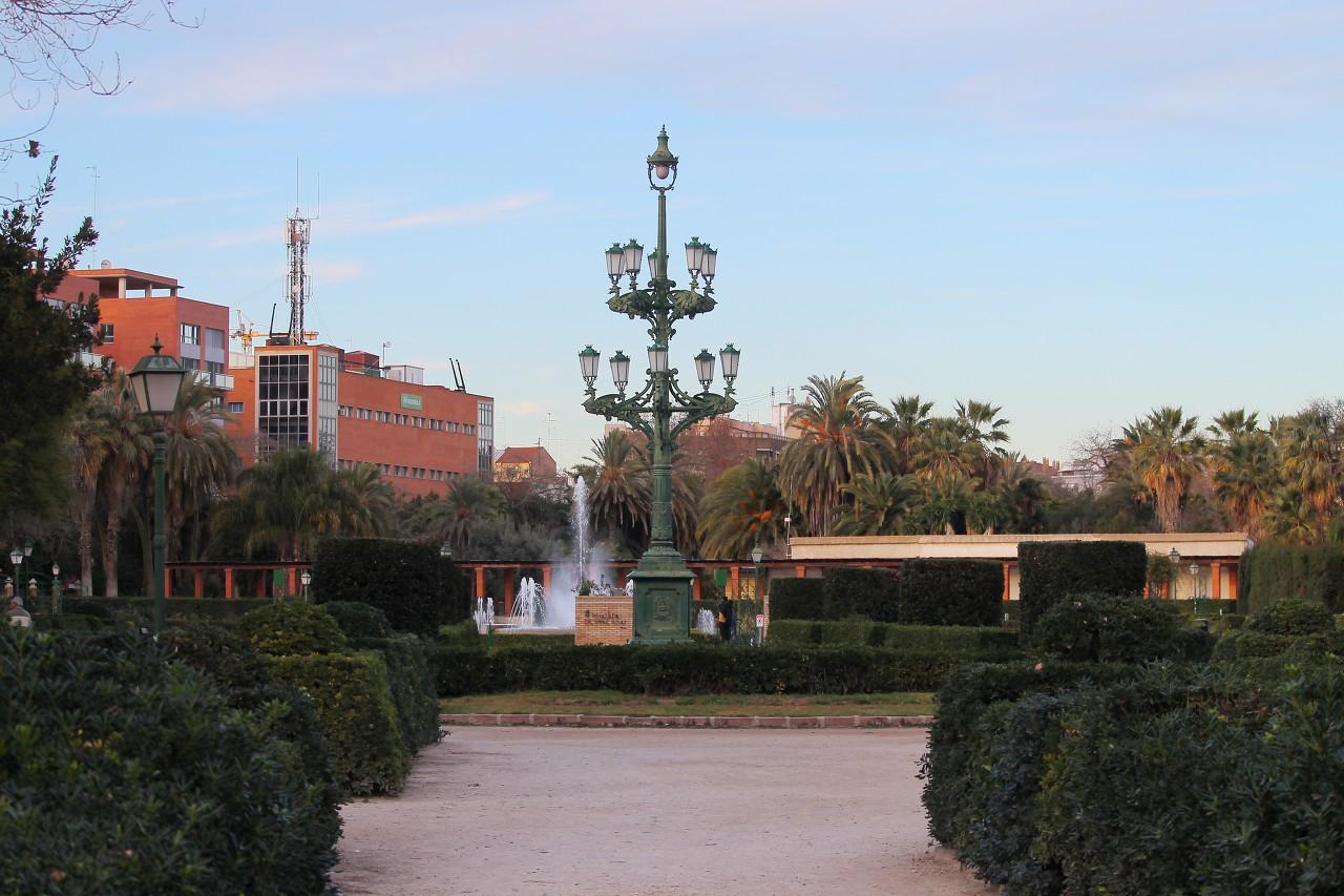 Королевские  сады, Valencia