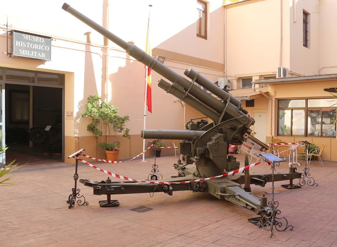 FlaK-36, 88 mm anti-aircraft gun