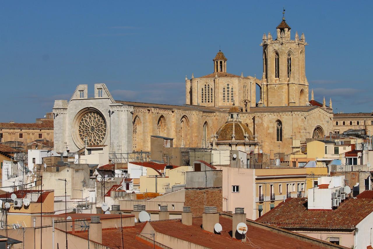 Cathetral Basilica - Tarragona