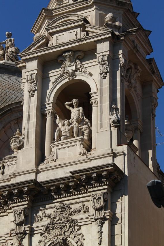 Кинотеатр Колизей, Барселона