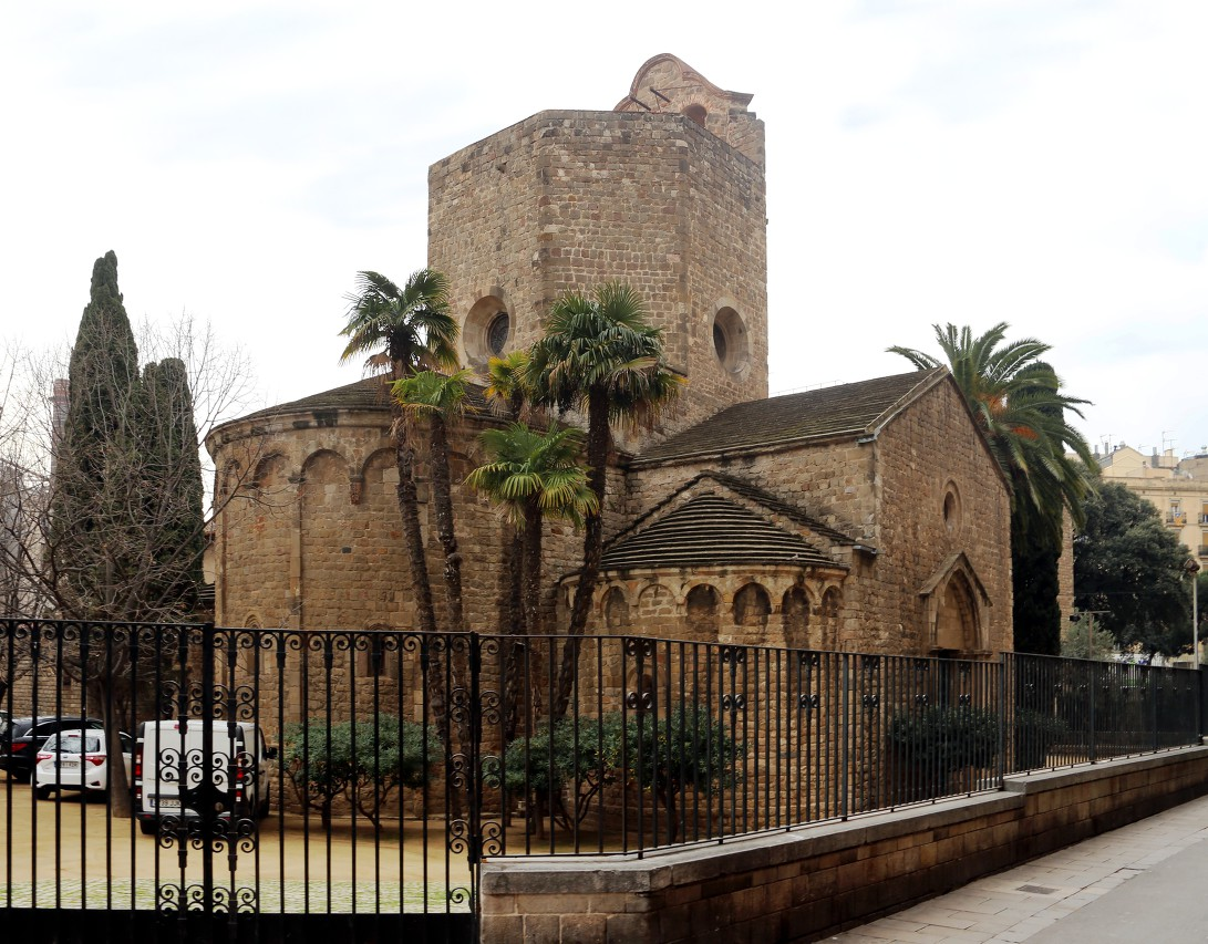 Sant Pau del Camp church, Barcelona