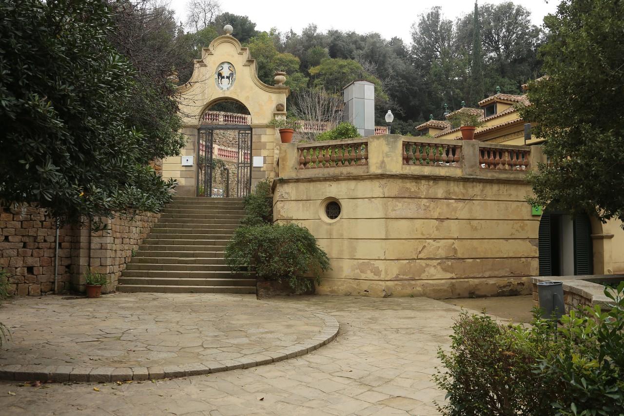 Сat fountain (Font del Gat), Barcelona