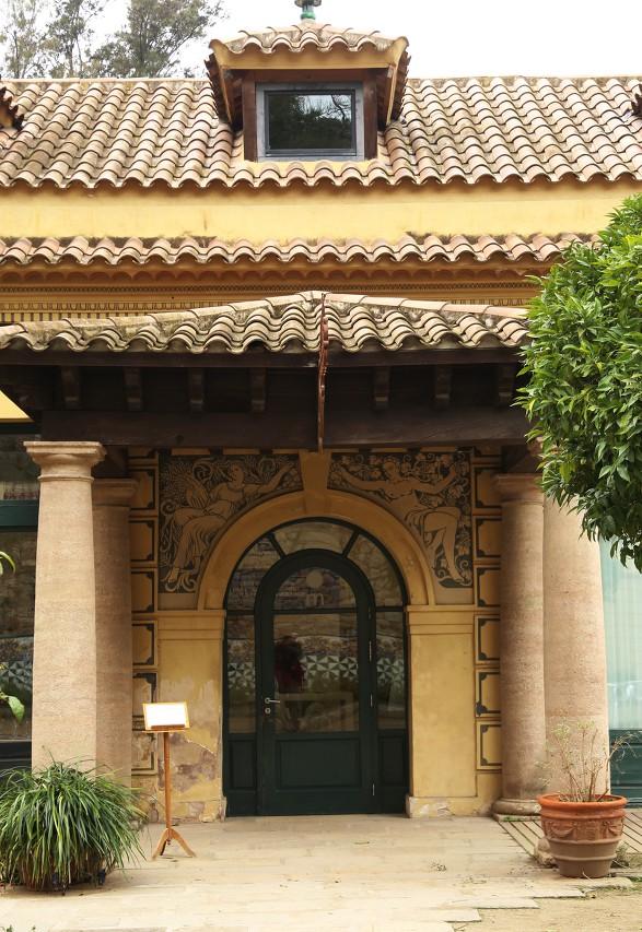Restaurant La Font del Gat, Barcelona