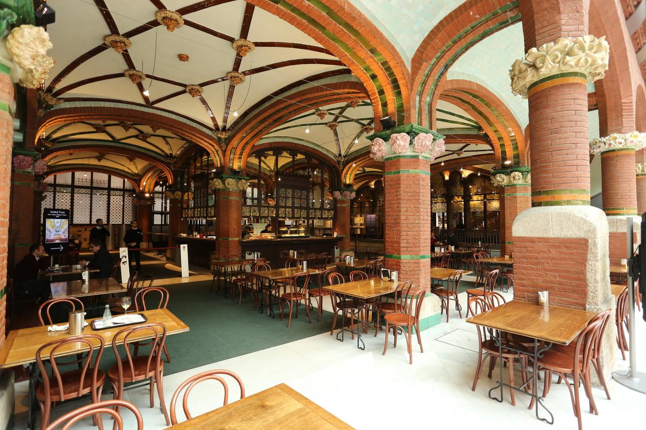 Cafe Foyer, Barcelona