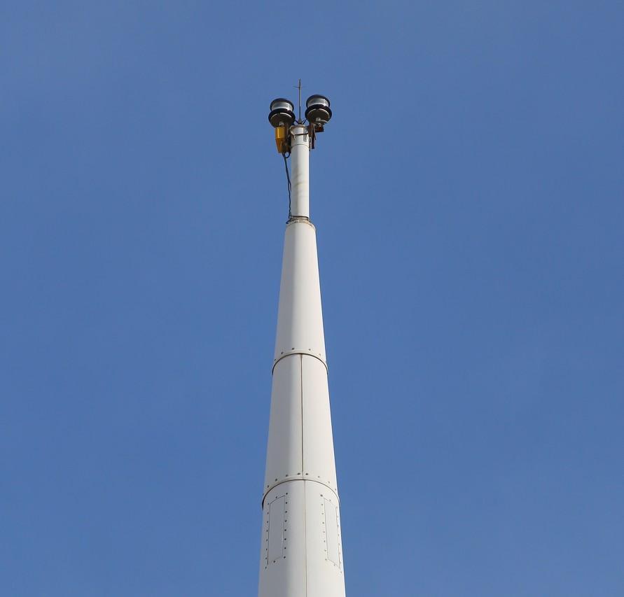 Montjuïc Communications Tower (Torre de telecomunicaciones de Montjuic)