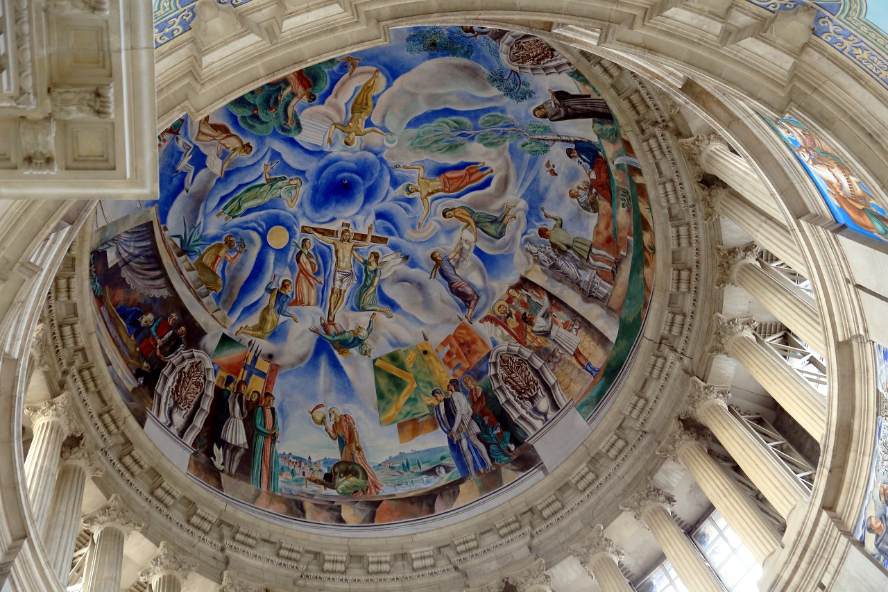 Барселона, Национальный дворец. Интерьеры