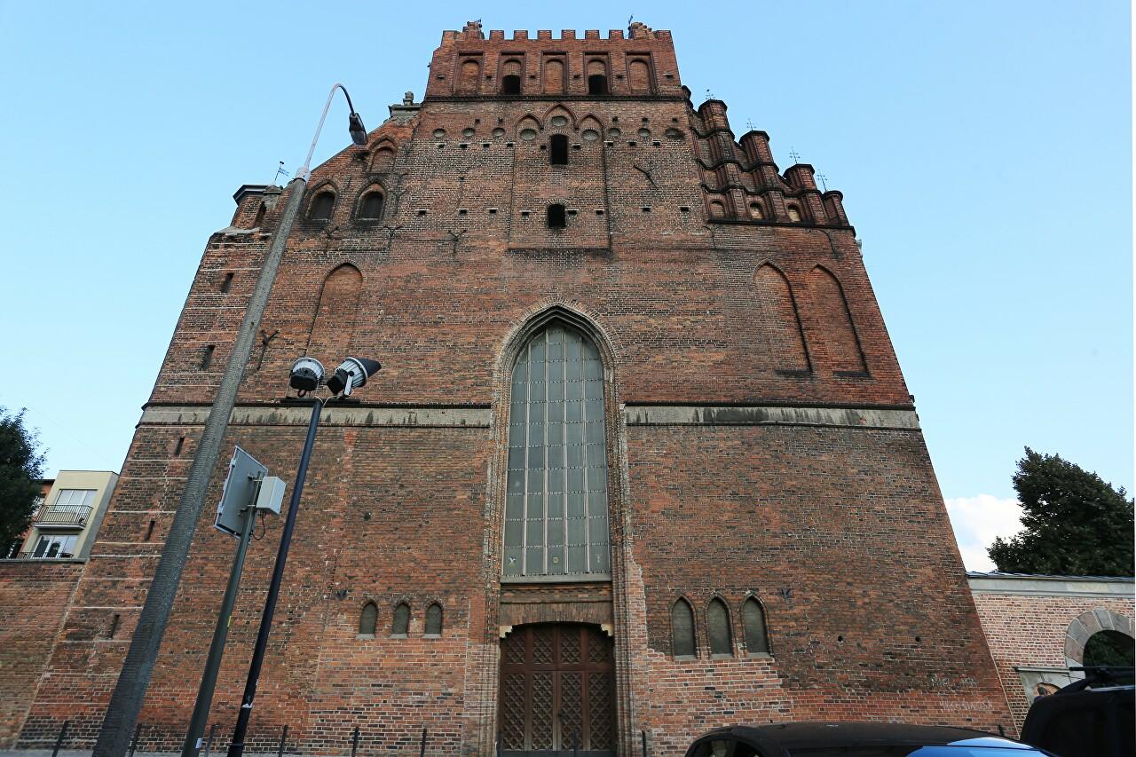 Church of Saints Peter and Paul (Kościół św. Piotra i Pawła), Gdańsk
