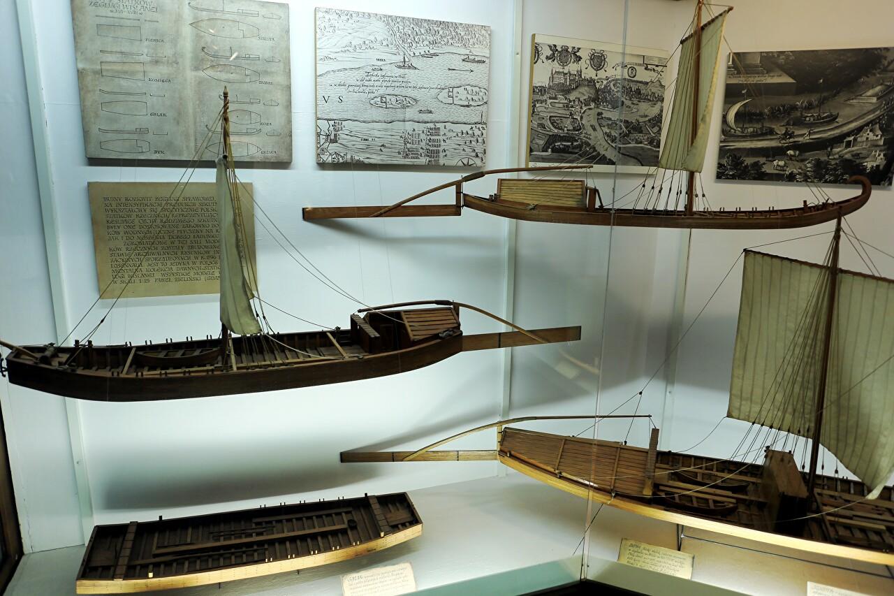 Гданьск. Морской музей