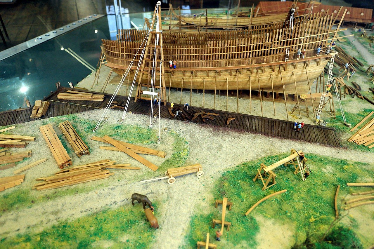 Национальный Морской музей в Гданьске