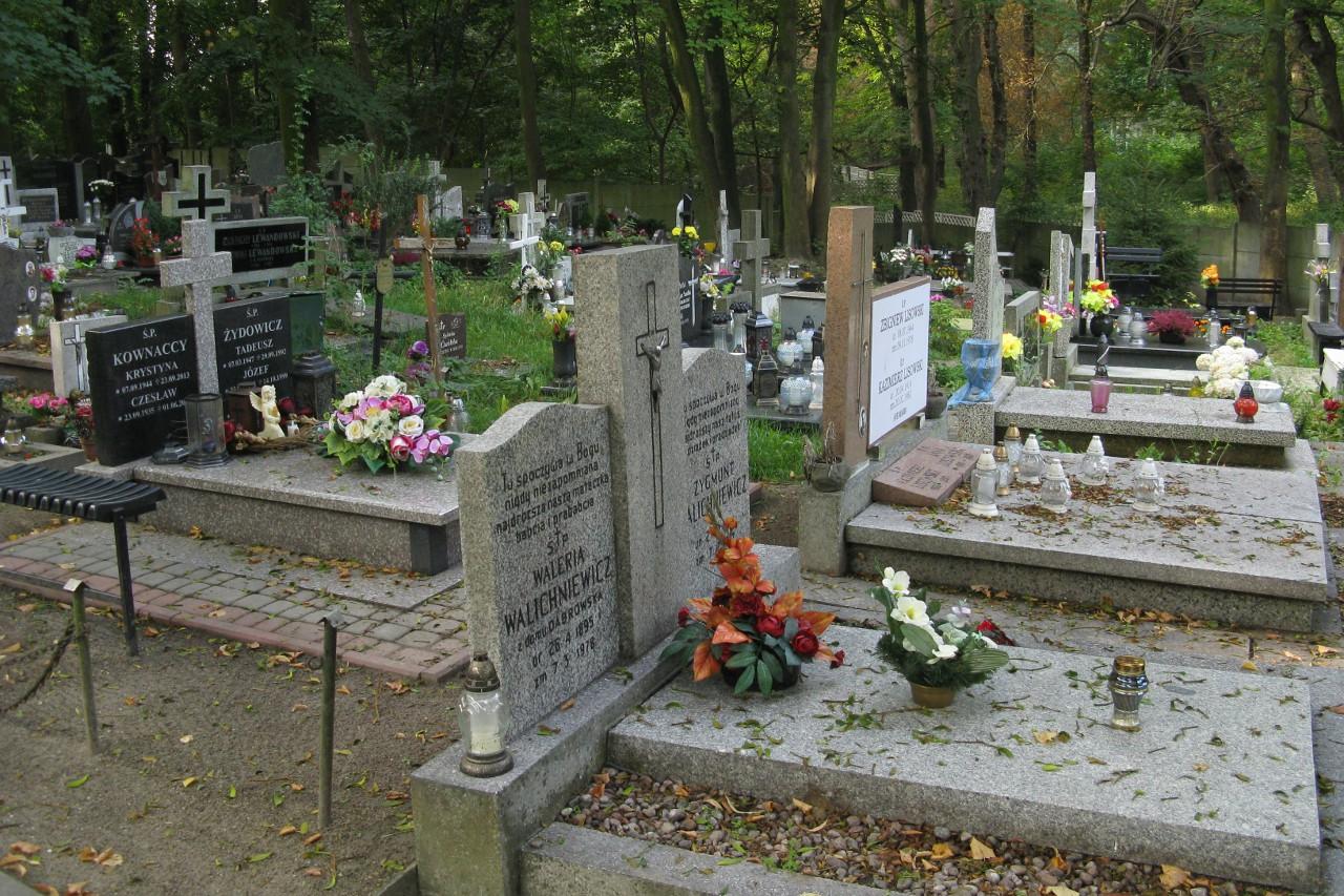 New Salwator Cemetery (Cmentarz Salwator Nowy), Gdańsk