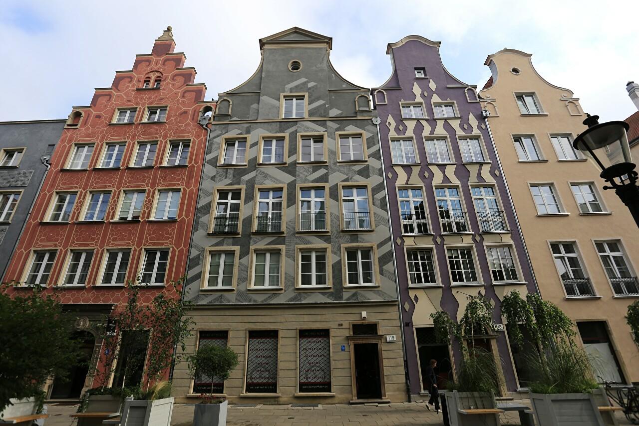 Ogarna Street, Gdańsk