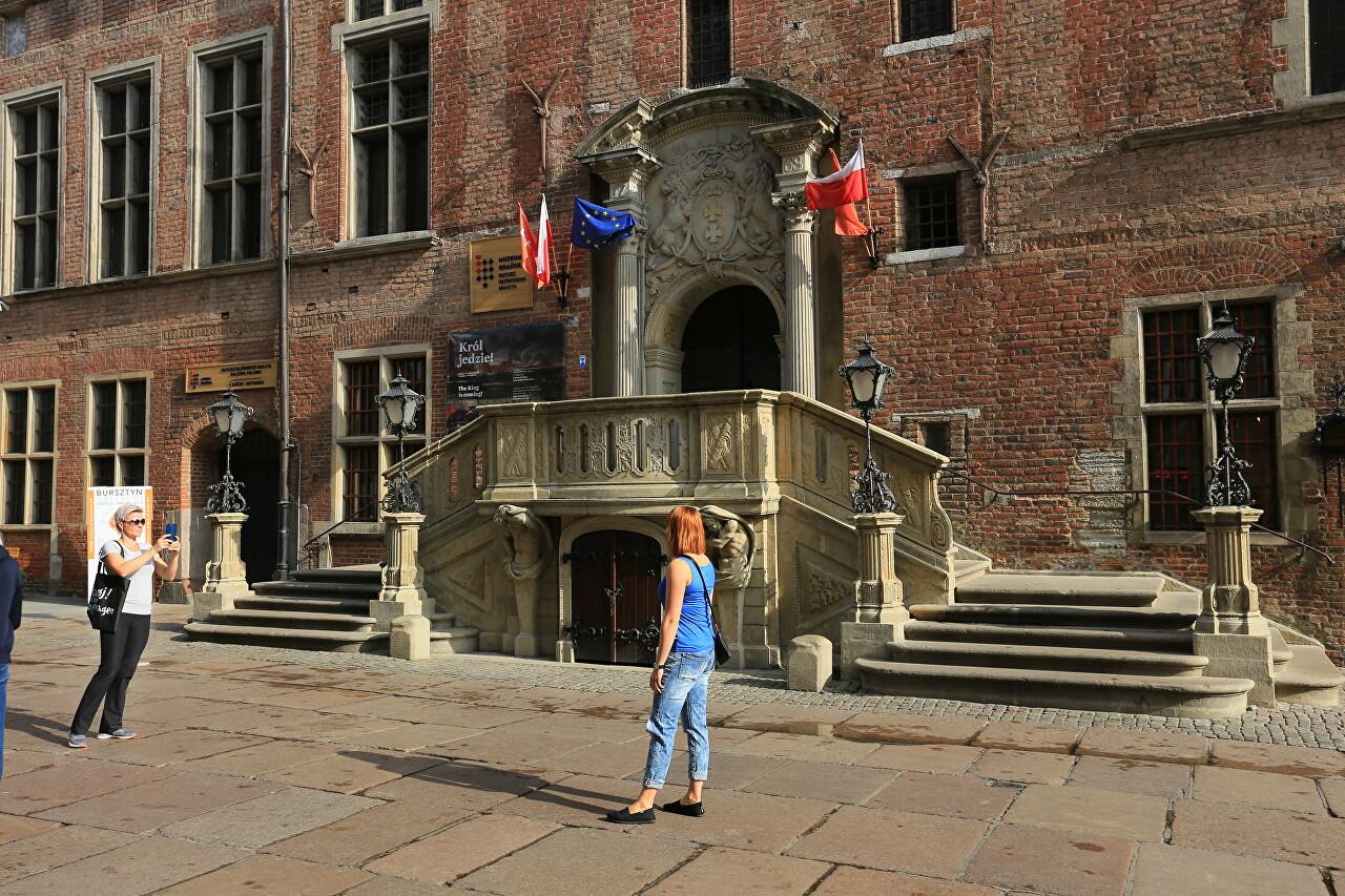 Town Hall of Main City (Ratusz Głównego Miasta) Gdańsk
