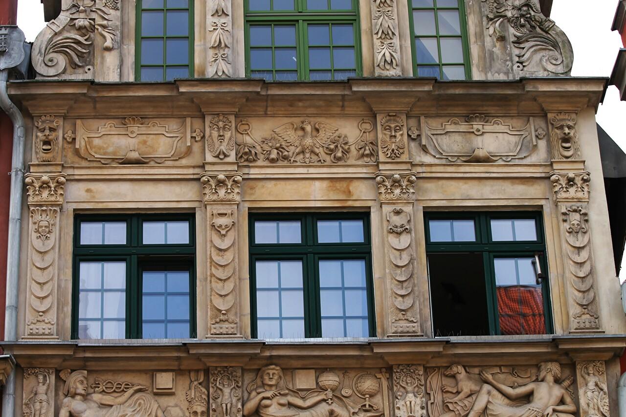 Długa Street Architecture and Decor, Gdańsk