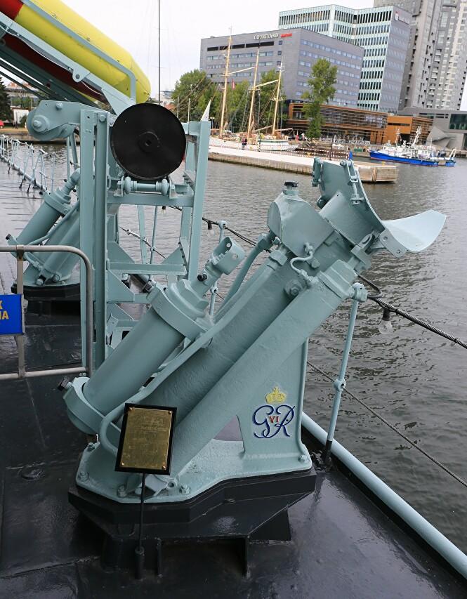 Эсминец Блыскавица (ORP Błyskawica), Гдыня