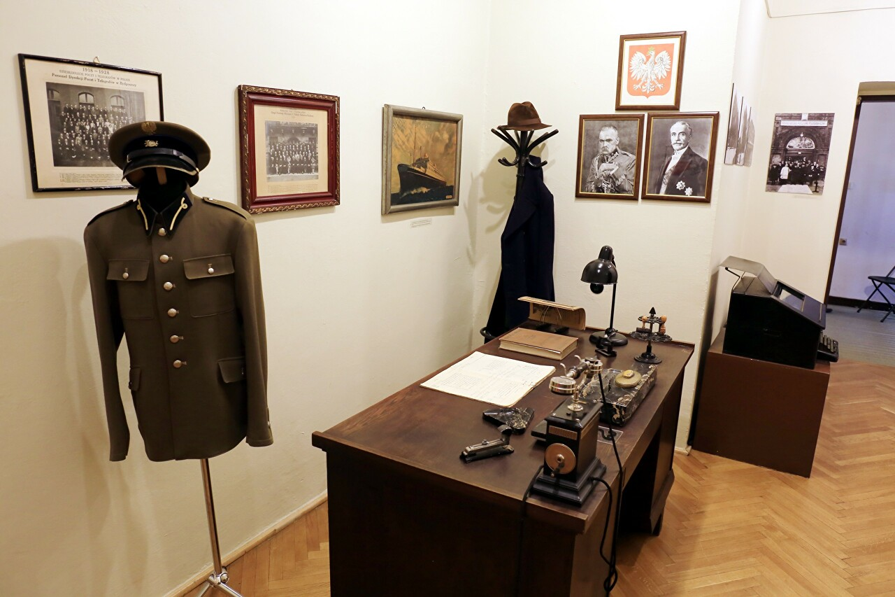 Post Museum, Gdańsk