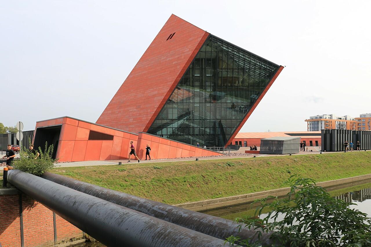 Музей второй мировой войны, Гданьск