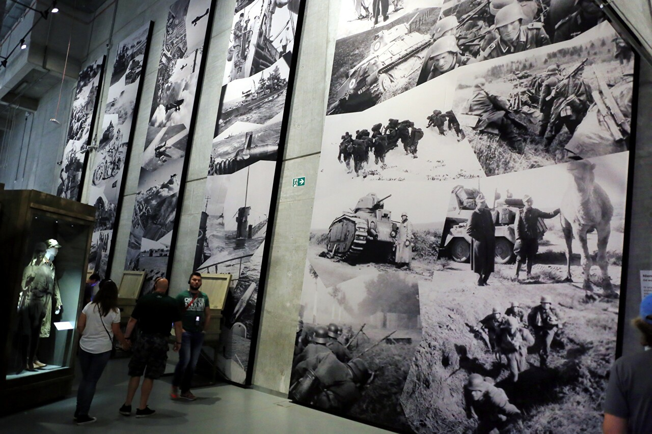Second World War Museum, Gdansk