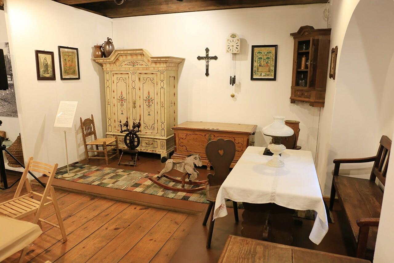 Ethnographic Museum in Oliwa (Spichlerz Opacki), Gdańsk