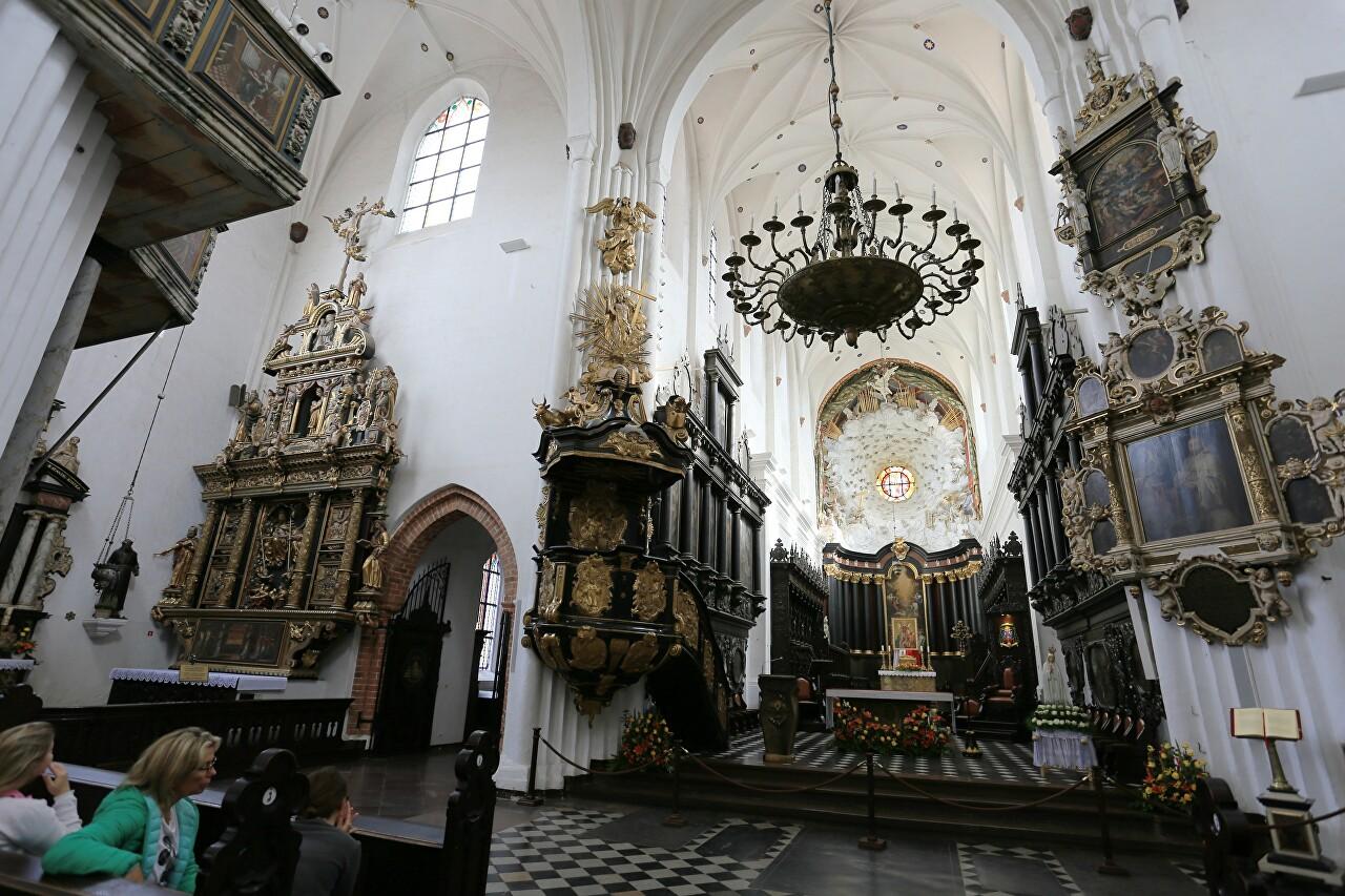 Oliwa Cathedral, Gdańsk