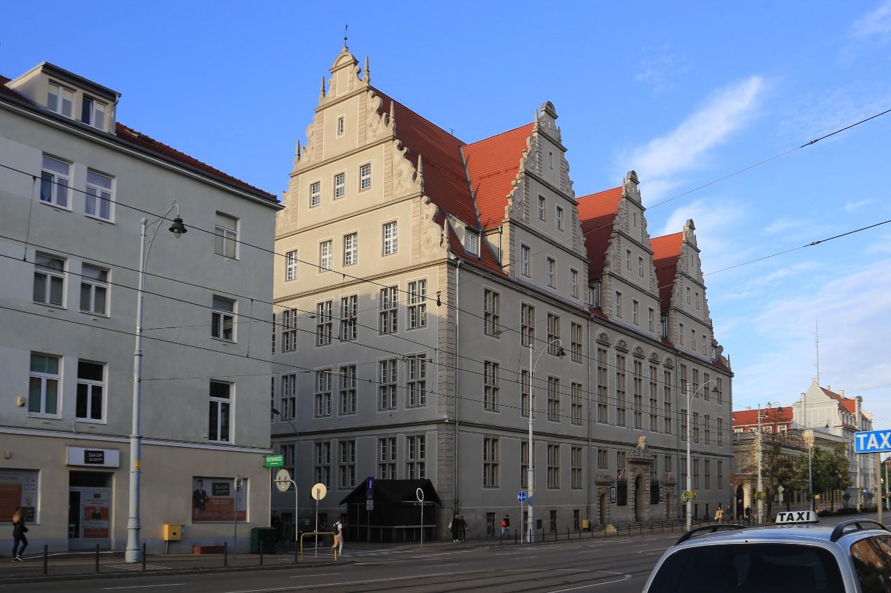 Regional Court Building, Gdańsk