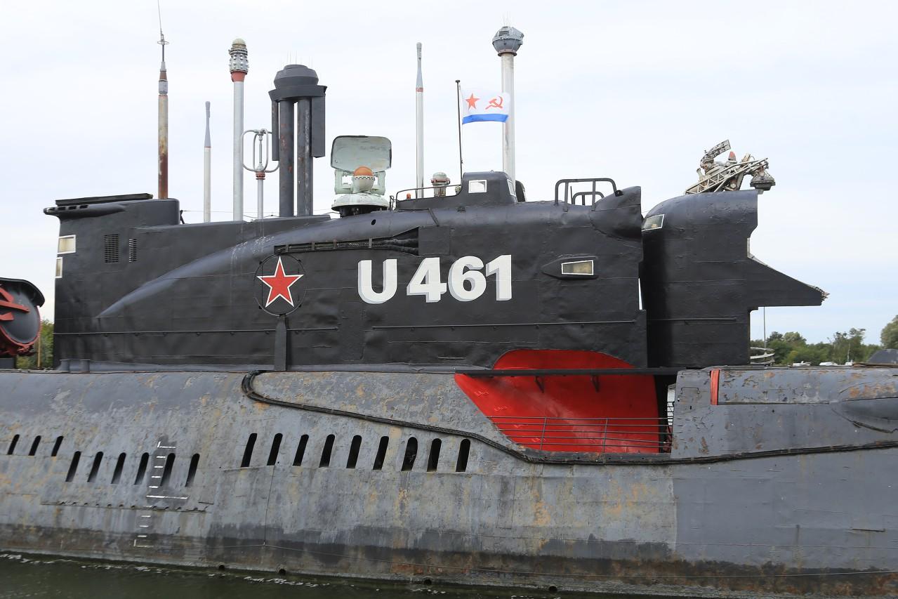 Project 651 submarine (Juliett-class)