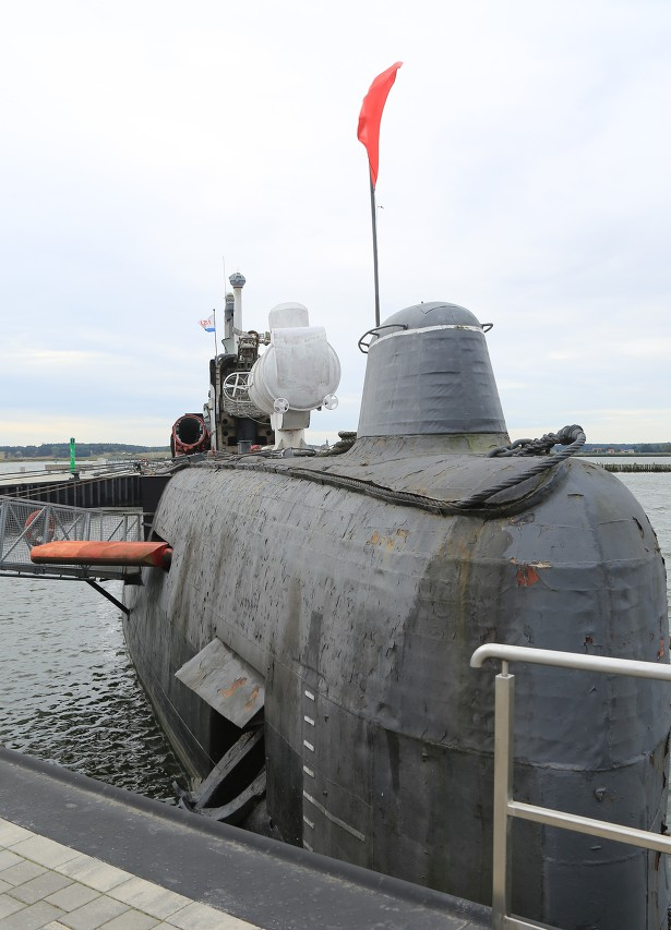 Подводная лодка U-461, Пенемюнде