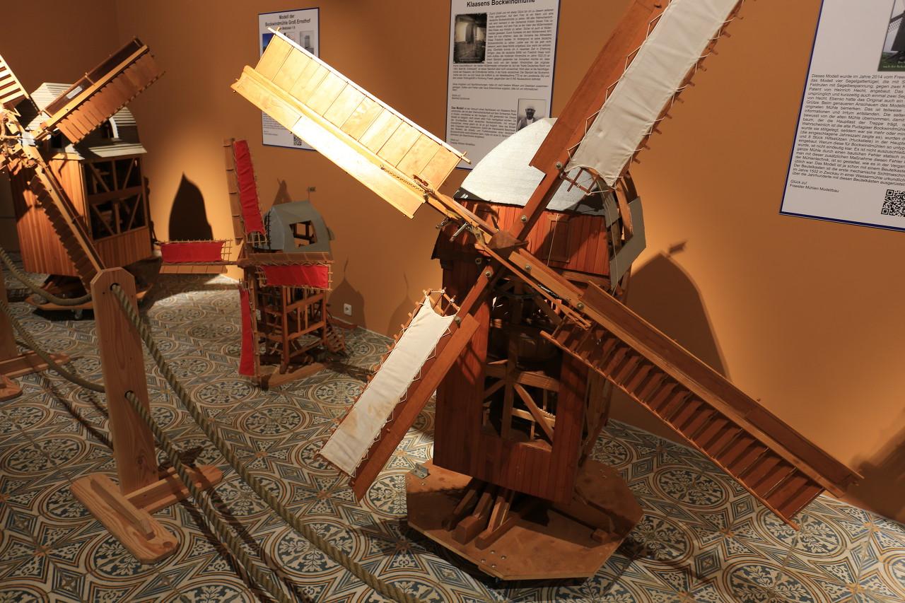 Windmill Museum, Peenemünde
