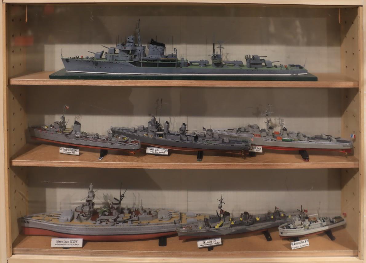 Museum of the Peenemünde Flotilia (Marinemuseum der 1. Flottille)