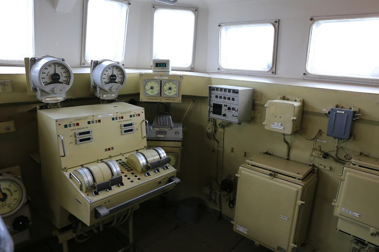 Hans Beimler missile boat, Peenemünde