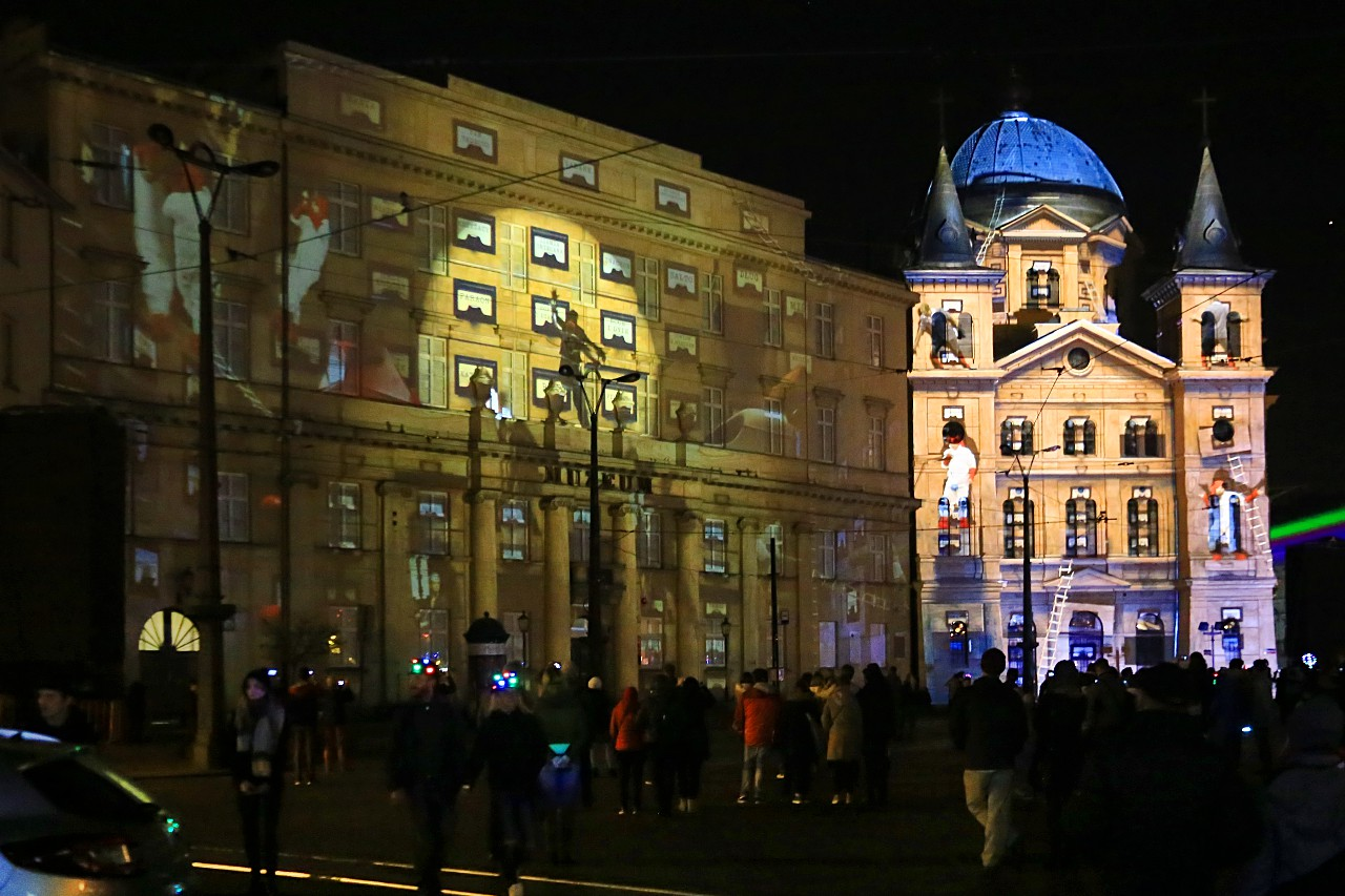 100 films for the centenary of independence. Light Move Festival in Łódź